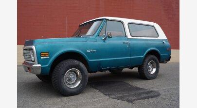 1972 Chevrolet Blazer for sale 101065154