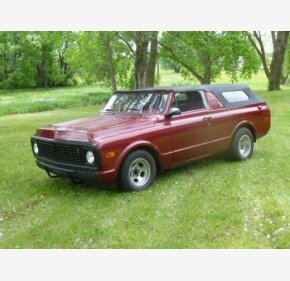 1972 Chevrolet Blazer for sale 101112233