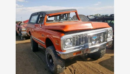 1972 Chevrolet Blazer for sale 101185881