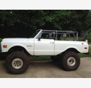 1972 Chevrolet Blazer for sale 101342517
