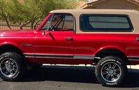 1972 Chevrolet Blazer 4WD 2-Door for sale 101378389