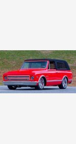 1972 Chevrolet Blazer for sale 101382552