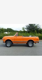 1972 Chevrolet Blazer for sale 101392803
