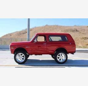 1972 Chevrolet Blazer for sale 101400933