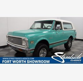 1972 Chevrolet Blazer for sale 101433095
