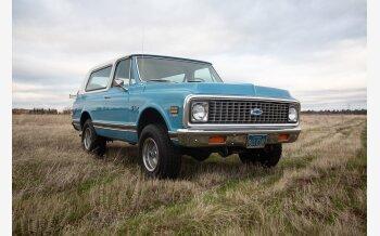 1972 Chevrolet Blazer 4WD 2-Door for sale 101551889