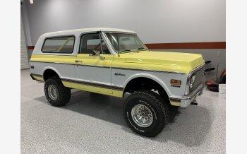 1972 Chevrolet Blazer 4WD 2-Door for sale 101562389
