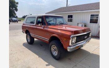 1972 Chevrolet Blazer for sale 101594634