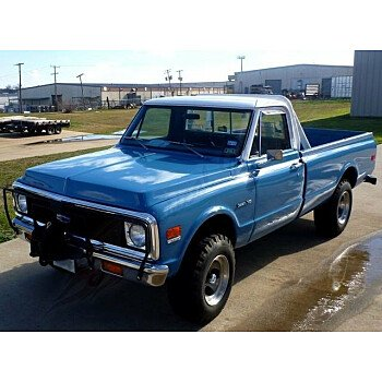 1972 Chevrolet C/K Truck for sale 100831535