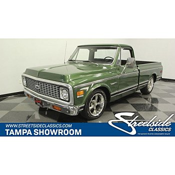 1972 Chevrolet C/K Truck for sale 101005220