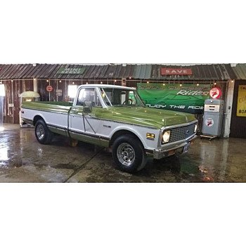 1972 Chevrolet C/K Truck Cheyenne for sale 101024974