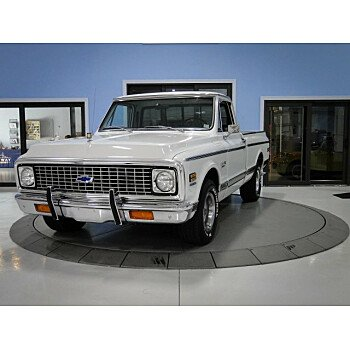 1972 Chevrolet C/K Truck Cheyenne Super for sale 101061711