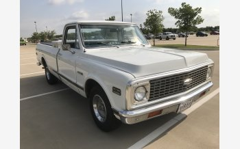 1972 Chevrolet C/K Truck for sale 101318200