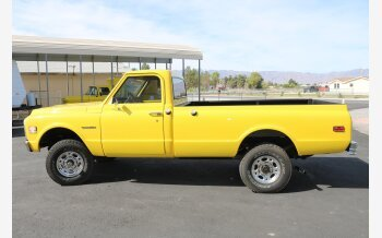 1972 Chevrolet C/K Truck Custom Deluxe for sale 101326101