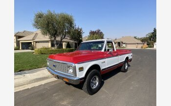 1972 Chevrolet C/K Truck Cheyenne for sale 101400858