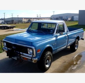 72 Chevy Truck For Sale >> 1972 Chevrolet C K Truck Classics For Sale Classics On