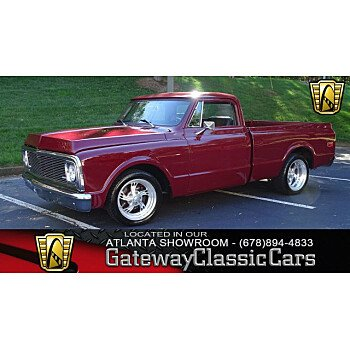 1972 Chevrolet C/K Truck for sale 101052872
