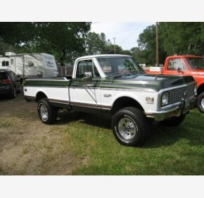 1972 Chevrolet C/K Truck Cheyenne Super for sale 101057357