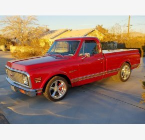 1972 chevy c20 truck value
