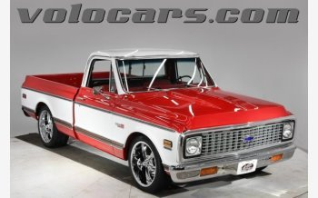 1972 Chevrolet C/K Truck for sale 101104473