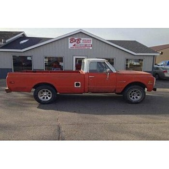 1972 Chevrolet C/K Truck for sale 101123858