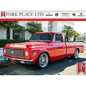 1972 Chevrolet C/K Truck for sale 101166109