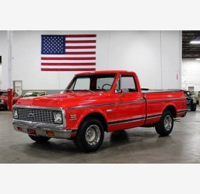 1972 Chevrolet C/K Truck for sale 101197411