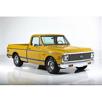 1972 Chevrolet C/K Truck for sale 101211957