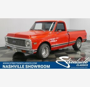 1972 Chevrolet C/K Truck for sale 101218604
