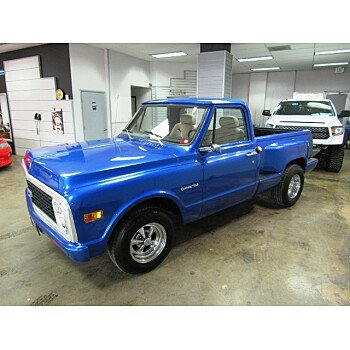 1972 Chevrolet C/K Truck for sale 101283883