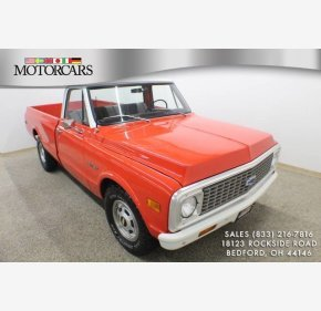 1972 Chevrolet C/K Truck for sale 101304556