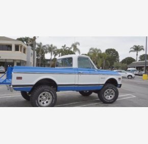 1972 Chevrolet C/K Truck for sale 101345896