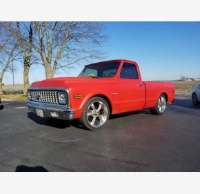 1972 Chevrolet C/K Truck for sale 101350667