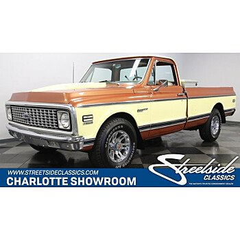 1972 Chevrolet C/K Truck for sale 101366015