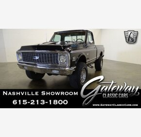1972 Chevrolet C/K Truck for sale 101369651