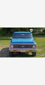1972 Chevrolet C/K Truck Cheyenne for sale 101370527