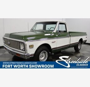 1972 Chevrolet C/K Truck Cheyenne Super for sale 101370547