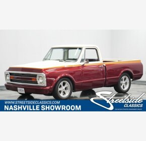 1972 Chevrolet C/K Truck for sale 101386775