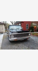 1972 Chevrolet C/K Truck for sale 101395447