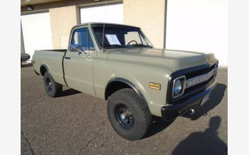 1972 Chevrolet C/K Truck for sale 101411488