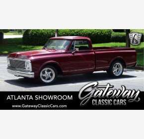 1972 Chevrolet C/K Truck for sale 101420846