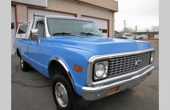1972 Chevrolet C/K Truck for sale 101428027