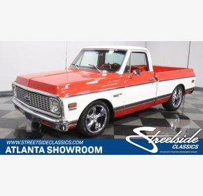 1972 Chevrolet C/K Truck for sale 101428337