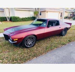 1972 Chevrolet Camaro for sale 101107078