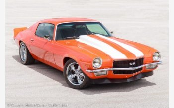 1972 Chevrolet Camaro for sale 101334523