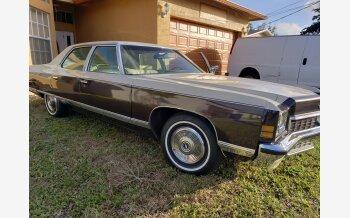 1972 Chevrolet Caprice Classic Brougham Sedan for sale 101391157