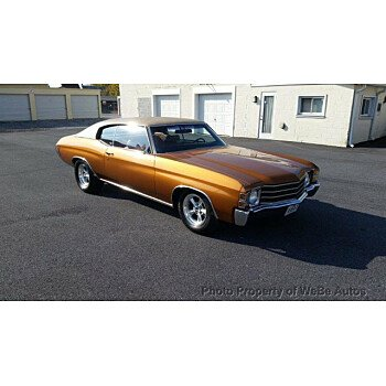 1972 Chevrolet Chevelle for sale 100818577