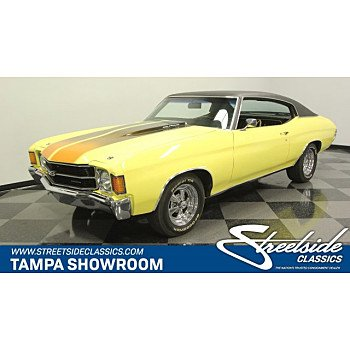 1972 Chevrolet Chevelle for sale 101006619