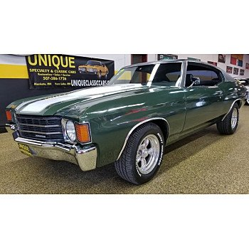 1972 Chevrolet Chevelle for sale 101074665