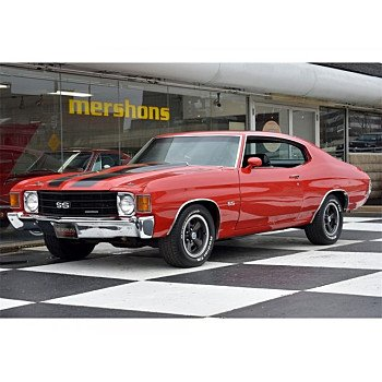 1972 Chevrolet Chevelle for sale 101115721
